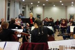Schülerkonzert 2016 mit Publikum